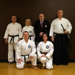 Club Coaches with Senior Coach Sensei Pape